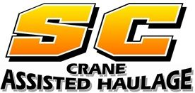 SC Fabrications Crane Assisted Haulage